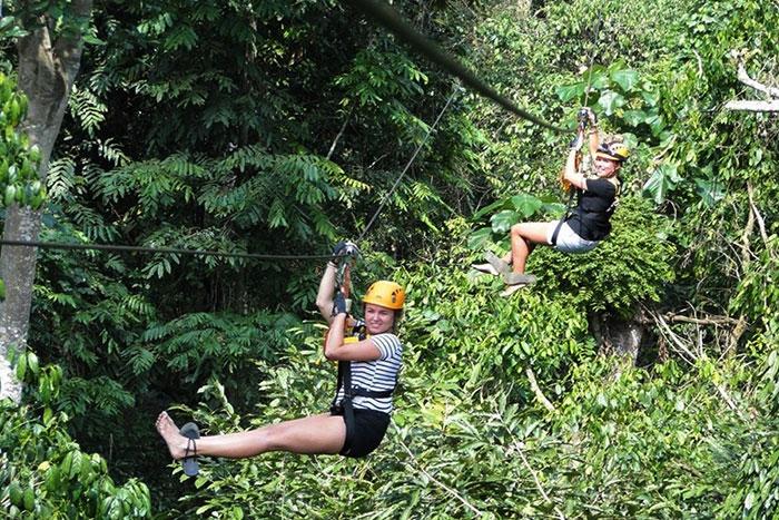 Green Jungle Park en Chomphet