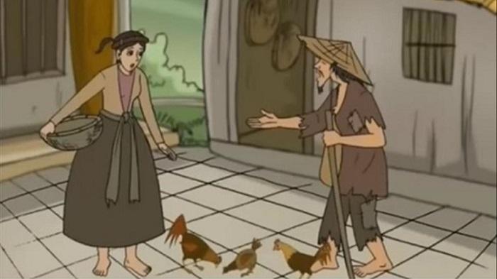 Los guardianes del hogar en Vietnam mendigo