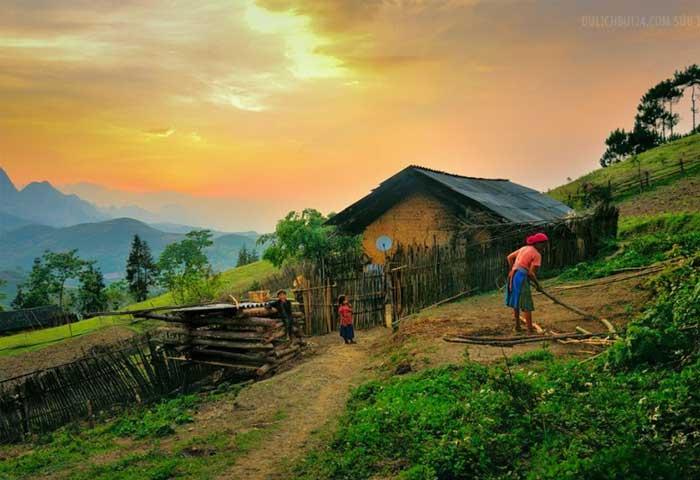 Ha Giang Yen Minh Vietnam
