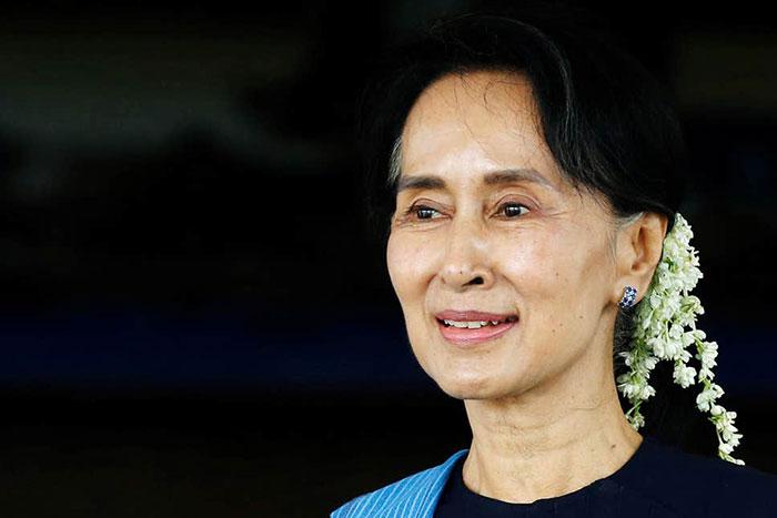 Historia de Myanmar mujer birmana