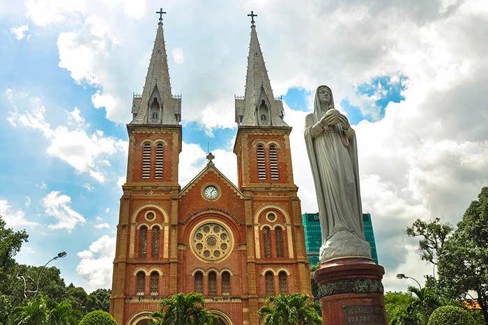Catedral Notre Dame de Siagon