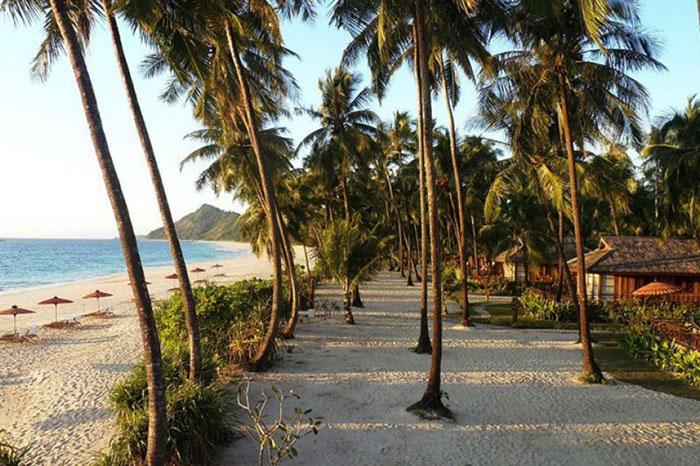 Hotel Amara Ocean Resort en Ngapali Myanmar