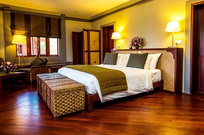 Hotel Bagan Lodge en Myanmar