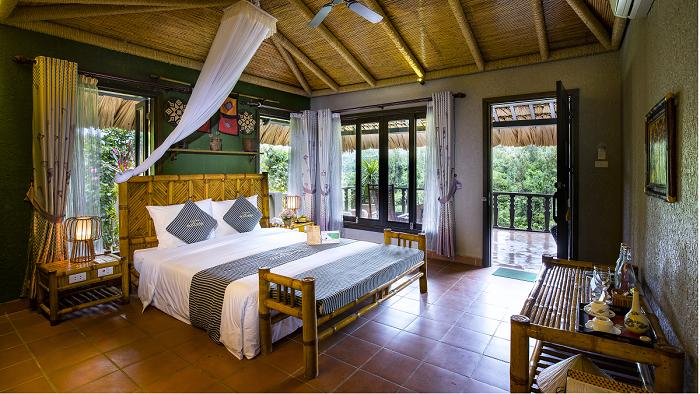 Hotel Mai Chau Ecolodgde Vietnam