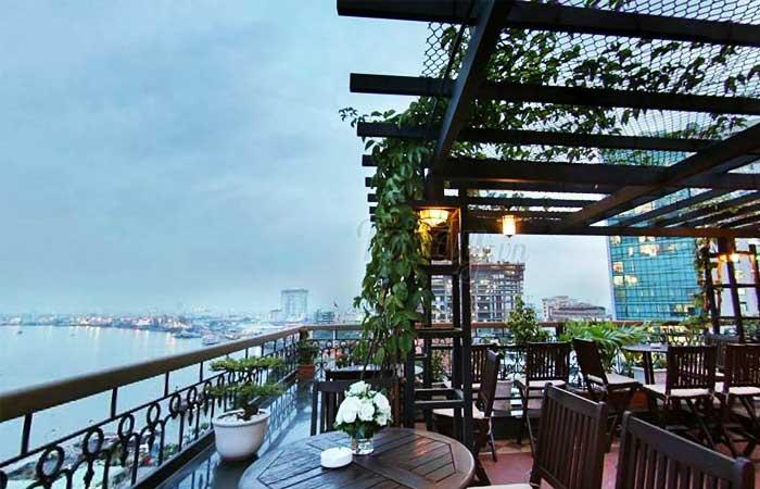 Hotel Majestic Saigon Vietnam