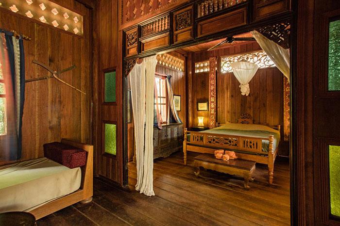 Hotel Rajabori Villas en Camboya
