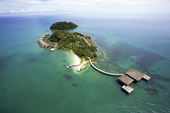 Isla Privada Song Saa Koh Rong