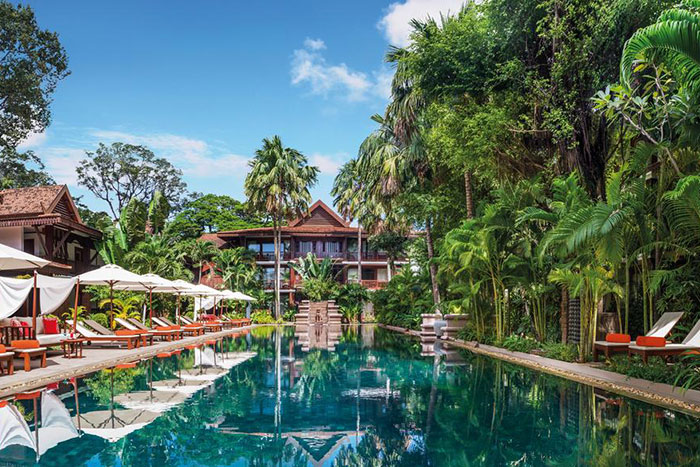 Belmond the Angkor Residence Siem Reap