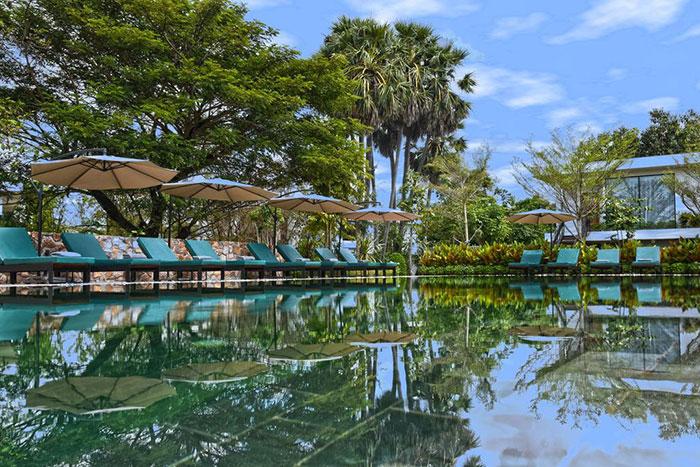 Hillocks Hotel Spa Siem Reap