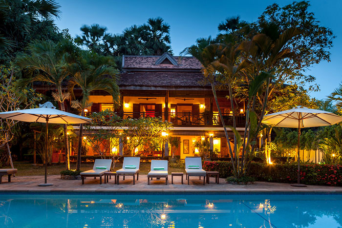 El Palmeral de Angkor Siem Reap
