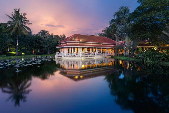 Sofitel Angkor Phokeethre Golf Spa Siem Reap