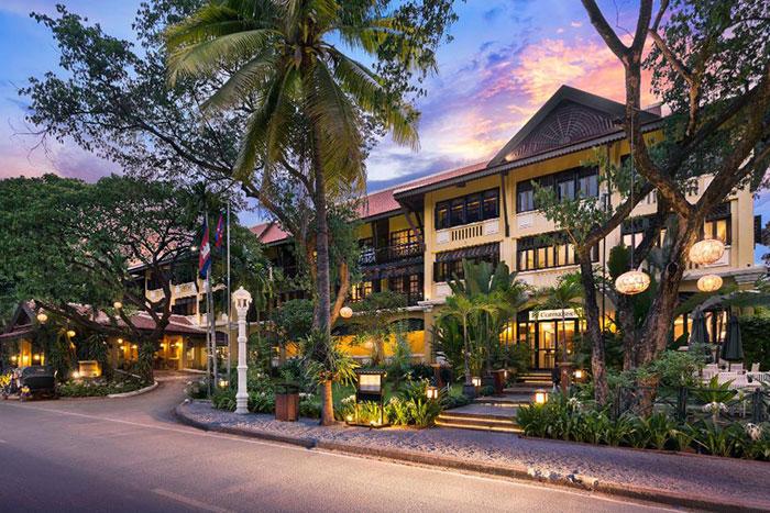 Victoria Angkor Resort Spa Siem Reap