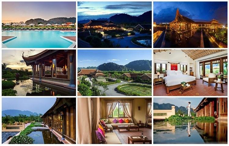 Hoteles en Ninh Binh Emeralda Ninh Binh