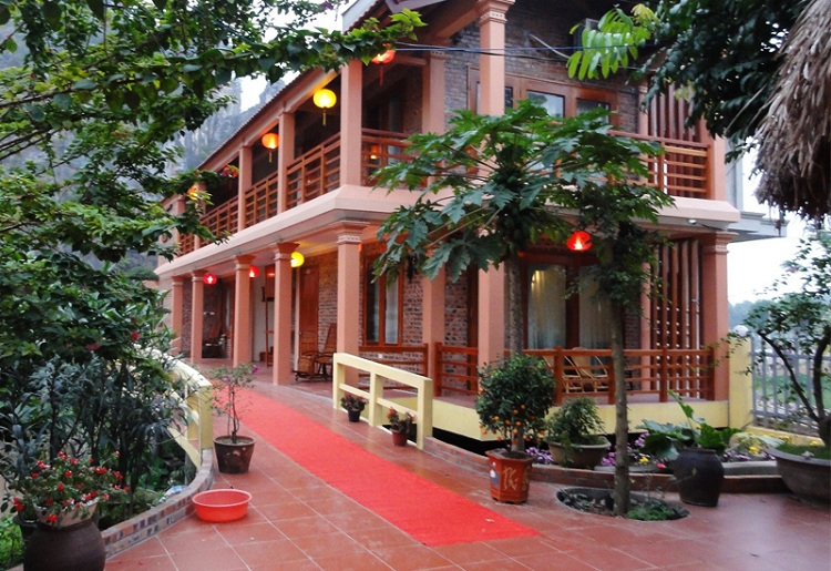 Hotel Chez Loan en Ninh Binh