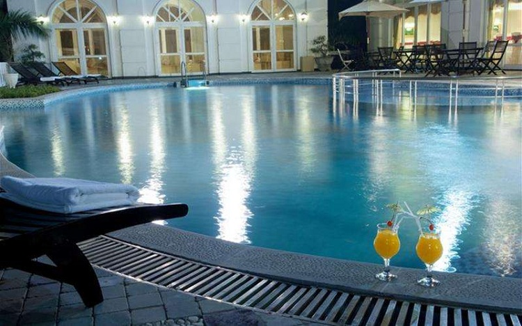 Hoteles en Ninh Binh Hotel Ninh Binh Legend