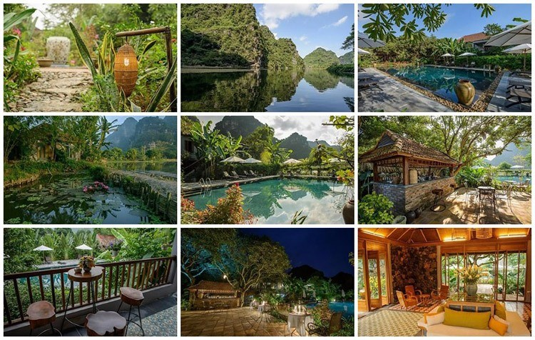Hoteles en Ninh Binh Tam Coc Garden