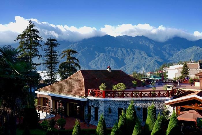 Hoteles en Sapa Victoria Sapa Resort