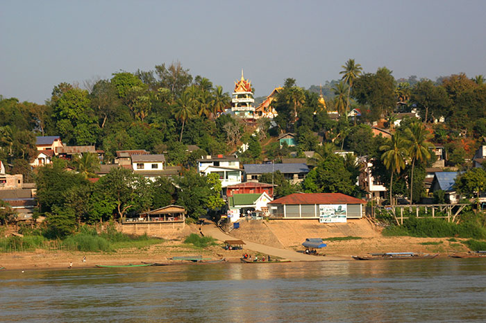 Houay Say en Laos