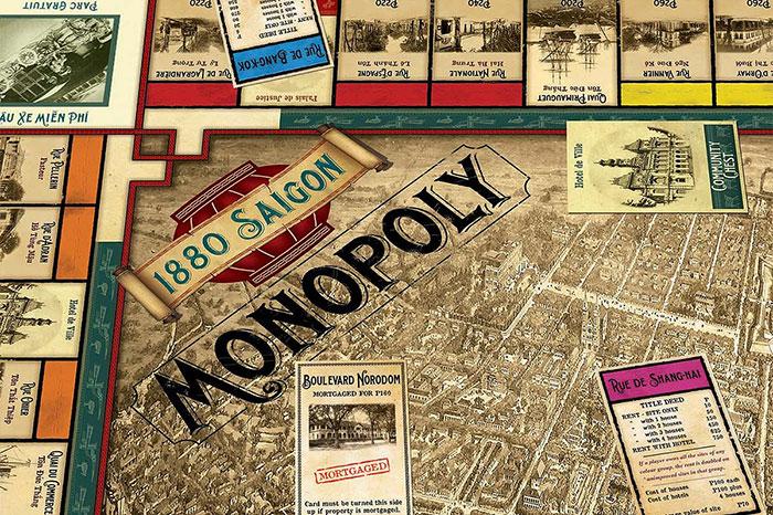 Monopolio en Vietnam