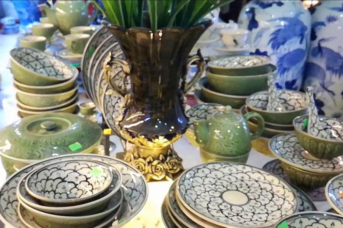cerámica vietnamita Bat Trang