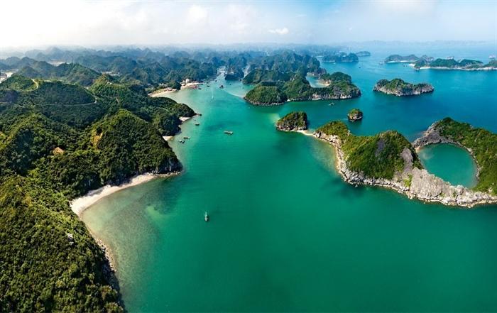 Imperdibles en la isla de Cat Ba bahía de Lan Ha