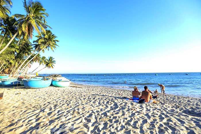 Playa de Phu Quoc ir a Vietnam en octubre y noviembre