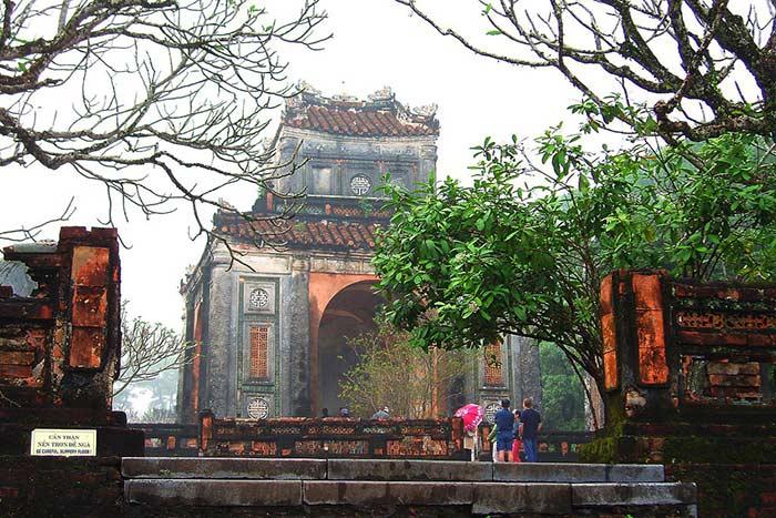 Ir a Vietnam en diciembre hue ciudad imperial