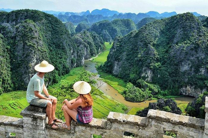 Bahia de Halong Terrestre Vietnam San Valentin