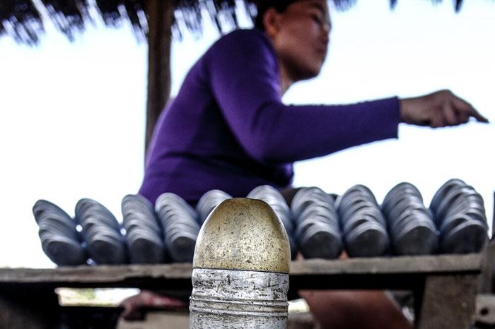 Las joyas en la artesania de laos
