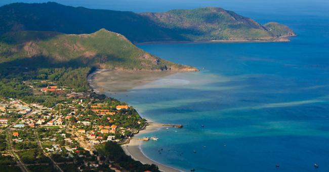 Isla de Con Dao Vietnam