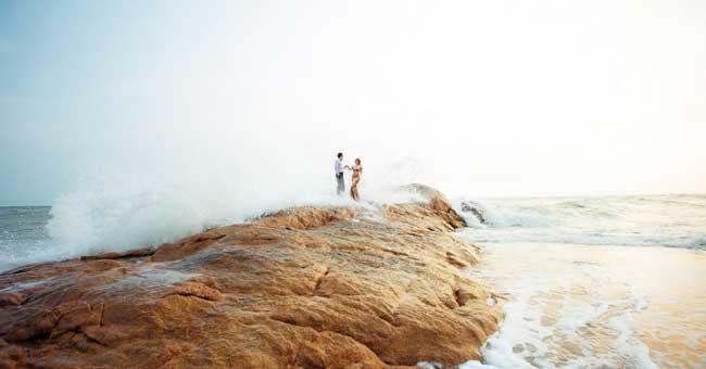 Playa de Ho Coc Vietnam