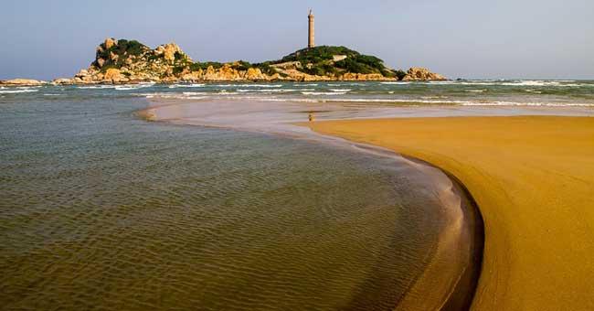 Playa de Mui Ne Vietnam