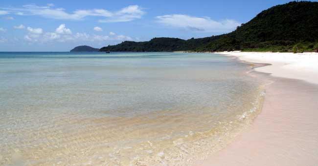 Playa Dai en Phu Quoc Vietnam