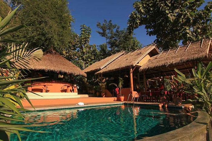 Mandala Ou Resort en Nong Khiaw Laos