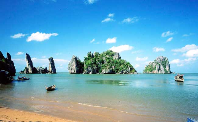 Archipielago de Ba Lua mejores islas de Vietnam