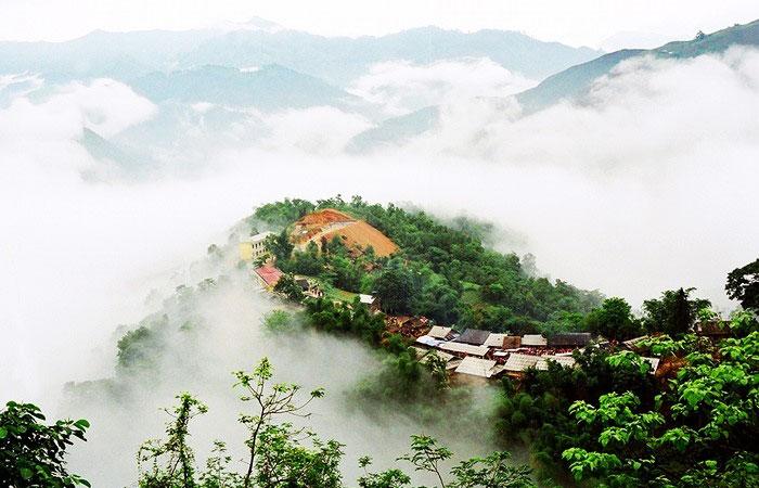 Montanas de Ha Giang Vietnam