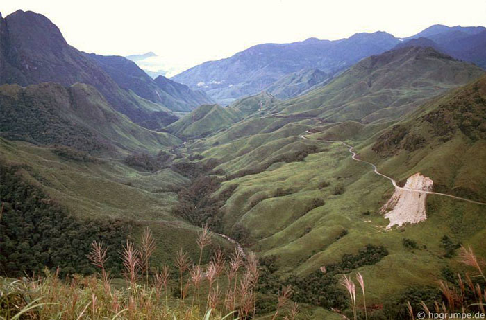 Las montañas de Sapa en Vietnam