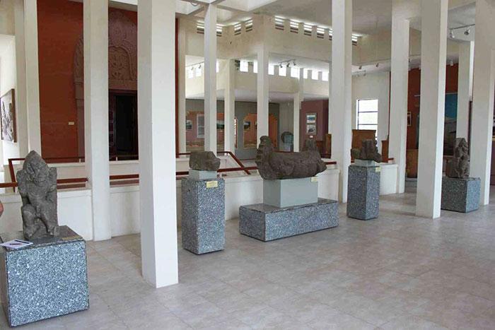 Museo de la cultura Sa Hunh en Hoi An