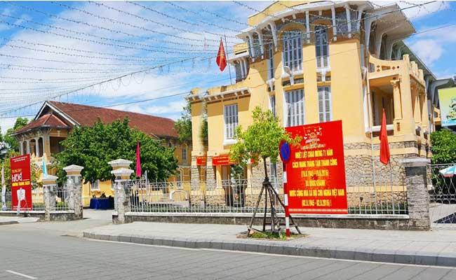 El museo cultural de Hue Vietnam