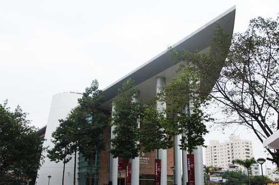 Museo de etnologia sudeste asiatico
