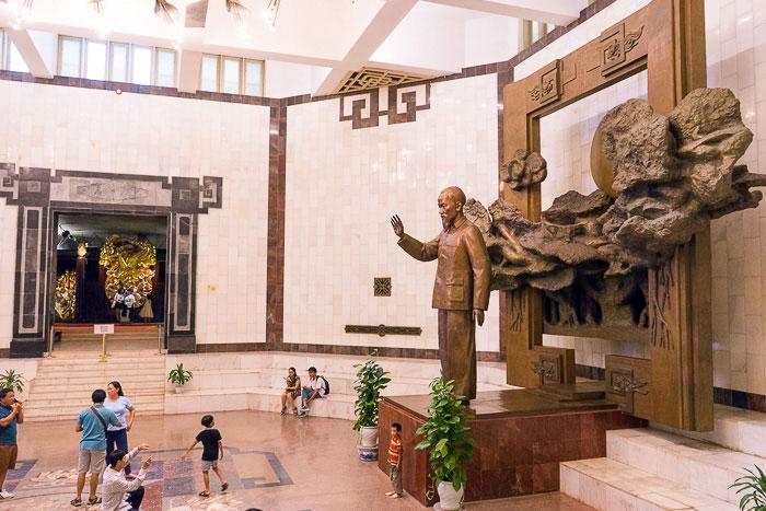 Museo Ho Chi Minh en Hanoi