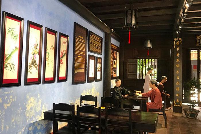 Museo de medicina tradicional en Hoi An