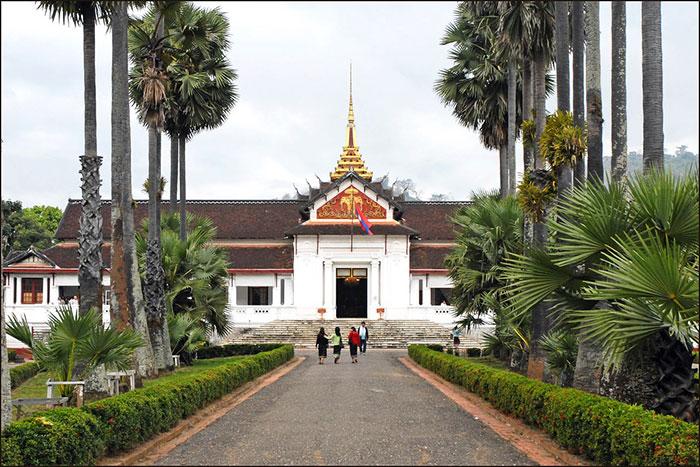 Museo Nacional de Luang Prabang en Laos