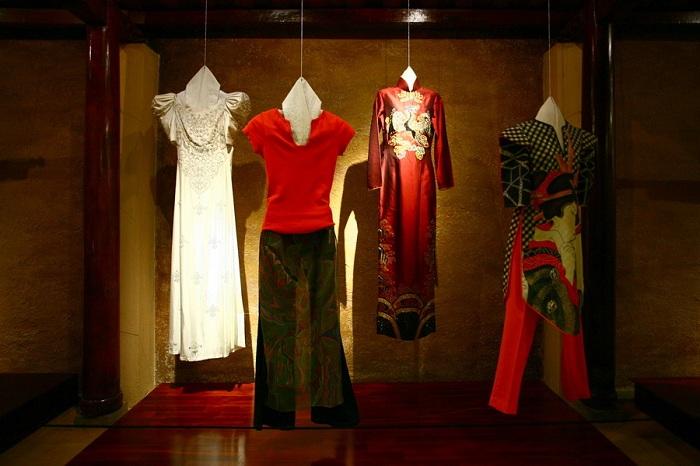 Museo Ao Dai en Ho Chi Minh Vietnam