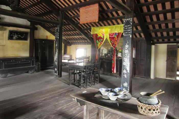 El museo del folklore en Hoi An