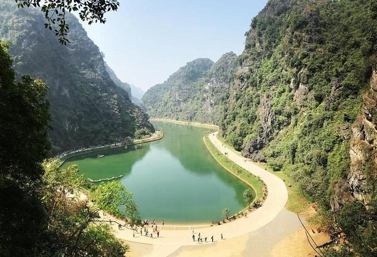 Cueva de hadas en Ninh Binh