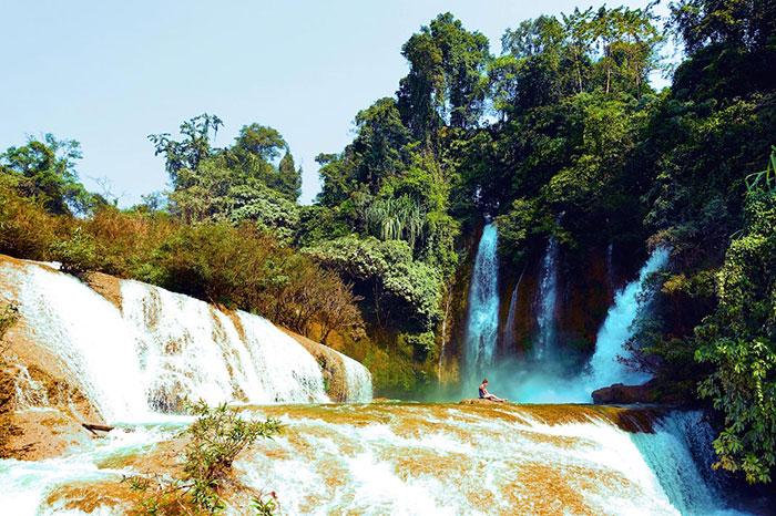 Lashio noreste de Myanmar