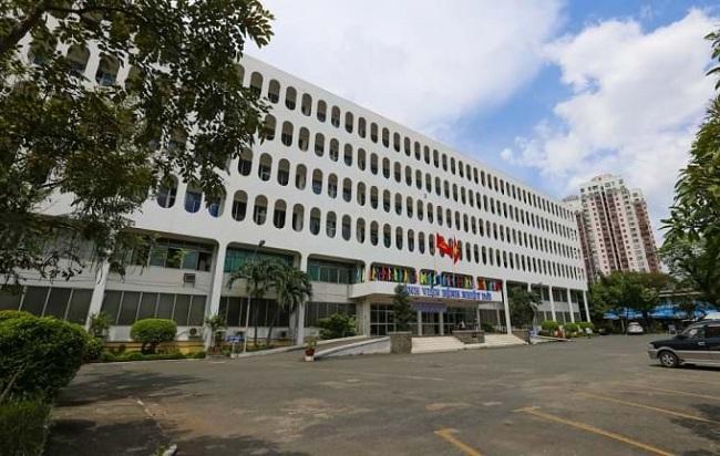 Hospital de Cho Quan en Saigon
