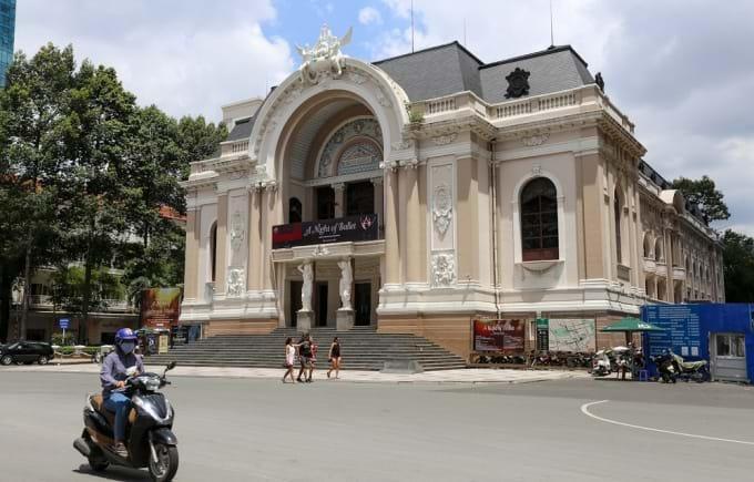 Actual opera de Saigon