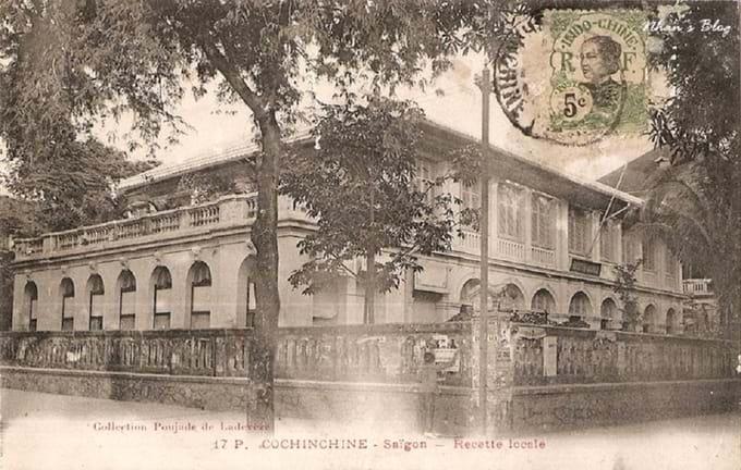 Antigua prision de Catinat en Saigon